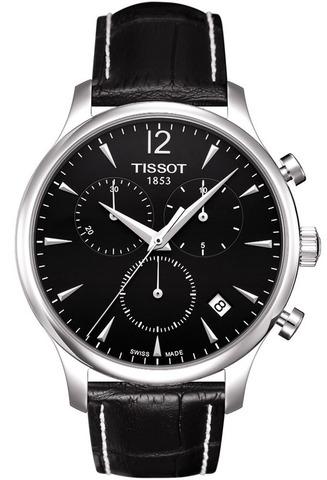 Купить Мужские швейцарские часы Tissot T-Classic Tradition T063.617.16.057.00 по доступной цене