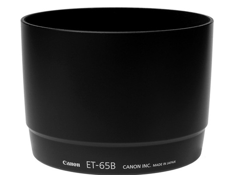 Бленда Fujimi Lens Hood FBET-65B для Canon EF 70-300mm f/4.5-5.6 DO IS USM и EF 70-300mm f/4-5.6 IS USM