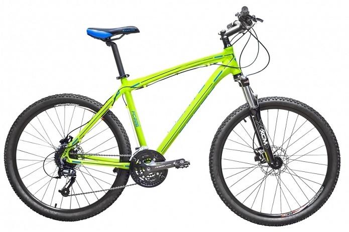 горный велосипед Corto FC226 салотовый