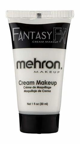 MEHRON Грим на водной основе Fantasy FX,  White (Белый), 30 мл