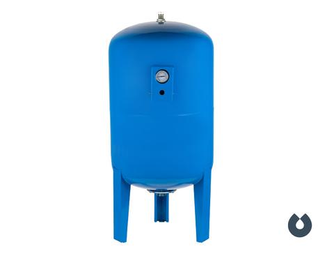 Гидроаккумулятор 500л.(верт) синий
