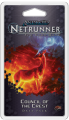Android: Netrunner - Council of the Crest Data Pack