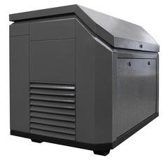 Всепогодный бесшумный миниконтейнер для дизельного генератора KUBOTA и TOYO