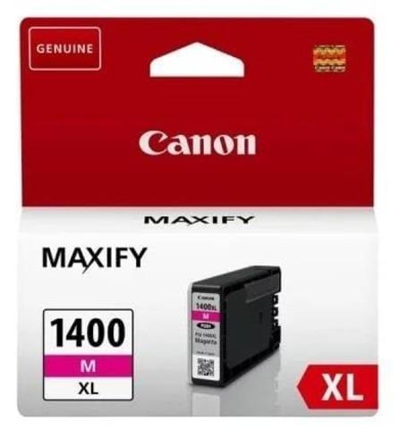 Картридж Canon PGI-1400XL M пурпурный