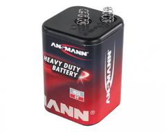 Батарейка солевая 4R25 ANSMANN 6V