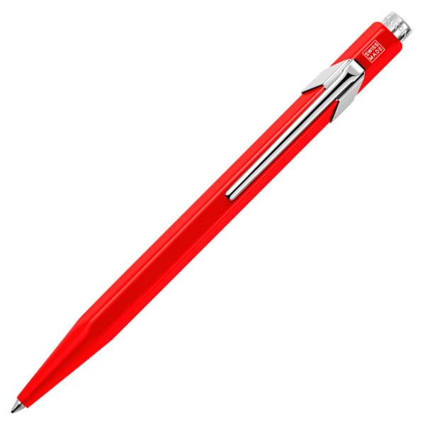 Carandache Office 849 Classic - Red, шариковая ручка, M, металлическая подарочная коробка