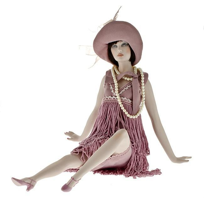 Статуэтки Кукла фарфоровая коллекционная Marigio Luisa 42 см в розовом kukla-farforovaya-kollektsionnaya-marigio-luisa-42-sm-v-rozovom-italiya.jpg