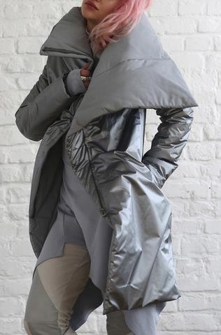 Пуховик «Wrap Silver»