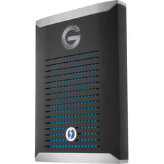 Жесткий диск G-Technology 1TB G-DRIVE mobile Pro Thunderbolt 3 External SSD