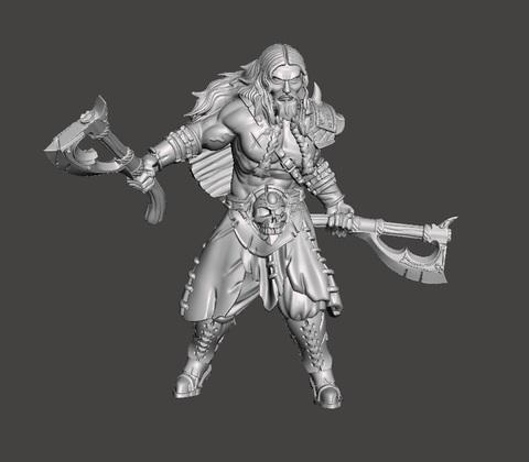 Варвар (Barbarian)