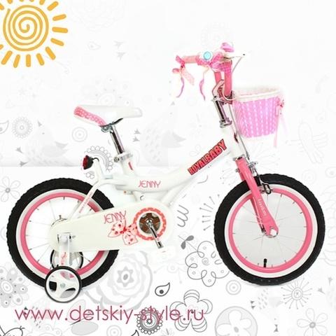 """Велосипед Royal Baby """"Princess Jenny 12"""" (Роял Беби)"""