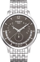 Мужские швейцарские часы Tissot T-Classic Tradition T063.637.11.067.00