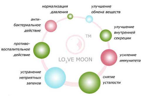 <p>Лечебные анионовые прокладки Love Moon (Винолайт) - это прокладк...