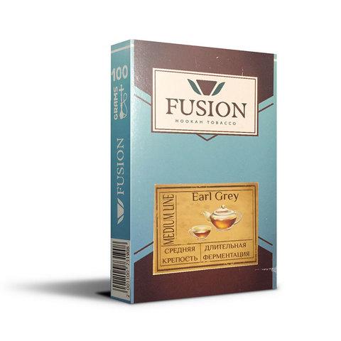 Табак Fusion Medium Earl grey 100 г