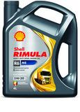 Shell Rimula R6 ME 5W30 Синтетическое моторное масло