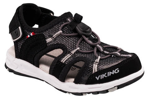 Сандалии Viking Thrill II Black спортивные