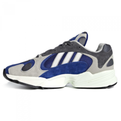 Мужские Adidas Yung-1 Grey/Blue