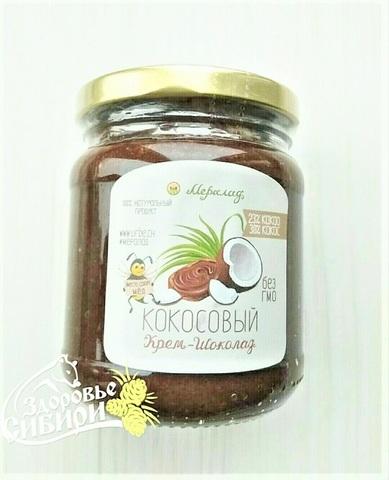 Урбеч шоколадно-кокосовый, 230 и 400 г