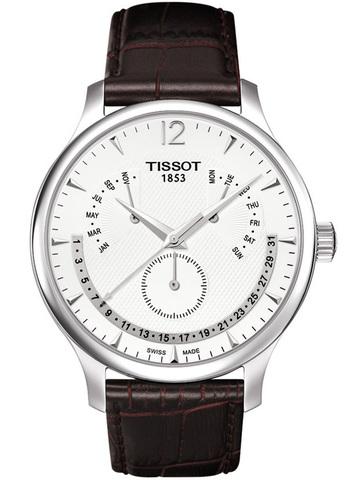 Купить Мужские швейцарские часы Tissot T-Classic Tradition T063.637.16.037.00 по доступной цене