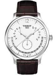 Мужские швейцарские часы Tissot T-Classic Tradition T063.637.16.037.00