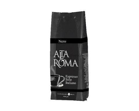 Кофе в зернах Alta Roma Nero, 1 кг (Альта Рома)