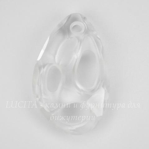 6730 Подвеска Сваровски Radiolarian Crystal (34х22 мм)