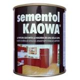 Краска Quilosa Kaowa Sementol (жидкое дерево) (6шт/кор)