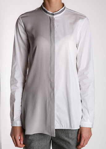 Рубашка из хлопка FABIANA FILIPPI