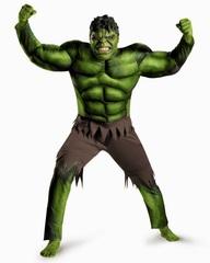 Детский костюм Халка — Hulk child costume