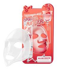 Elizavecca Vita Collagen Deep Power Ring Mask Pack - Тканевая маска для лица c коллагеном