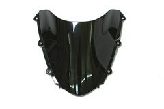 Ветровое стекло для мотоцикла Honda CBR1000RR 04-07  DoubleBubble Черное