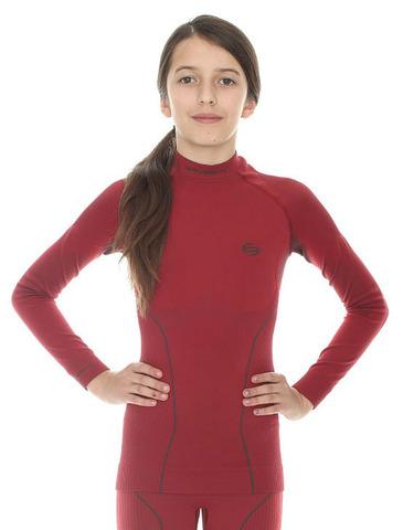 Термобелье рубашка подростковая Brubeck Thermo (LS11700) для девочек