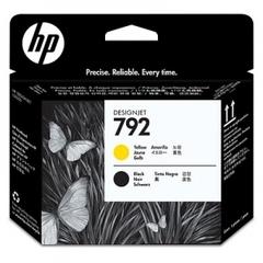 Печатающая головка для HP 792 (CN702A) Yellow-Black