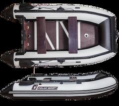 Лодка надувная Polar Bird 340 Merlin (Стеклокомпозит)