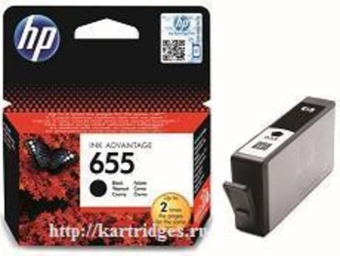Картридж Hewlett-Packard (HP) CZ109AE №655