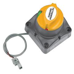 Выключатель 2 батареи с дистанционным управлением