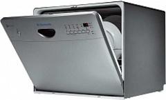 Посудомоечная машина DOMETIC DW 2440S, 1180Вт, цвет серебро, пит. 220В