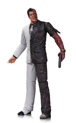 Фигурка Двуликий (Two-Face) - Arkham City, Mattel