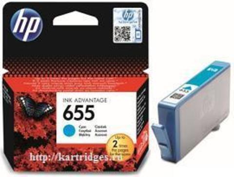 Картридж Hewlett-Packard (HP) CZ110AE №655