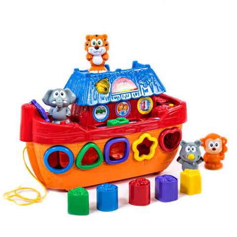 Каталка-игрушка VTech Обучающий корабль напрокат