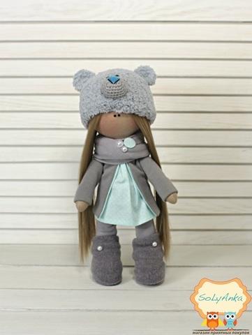 Кукла Эля из коллекции - Winter doll