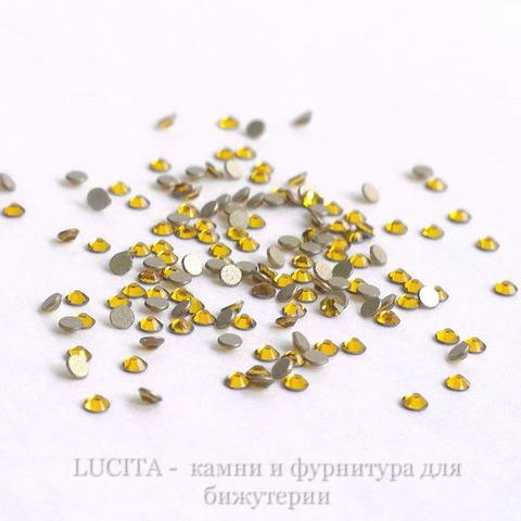 2058 Стразы Сваровски холодной фиксации Sunflower ss 5 (1,8-1,9 мм), 20 штук (WP_20140814_12_25_33_Pro)