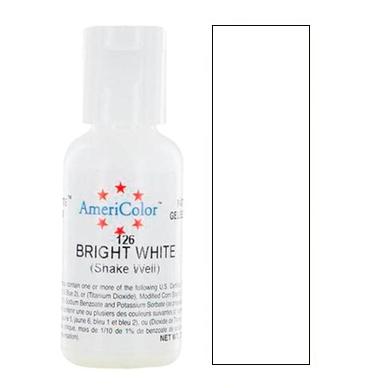 Краситель Americolor, Brighte White