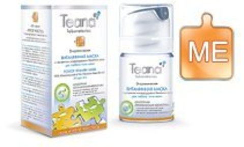 Витаминная маска  для лица (Teana)