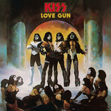 Kiss / Love Gun (CD)