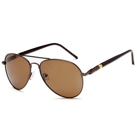 Солнцезащитные очки поляризационные 209002p Коричневый