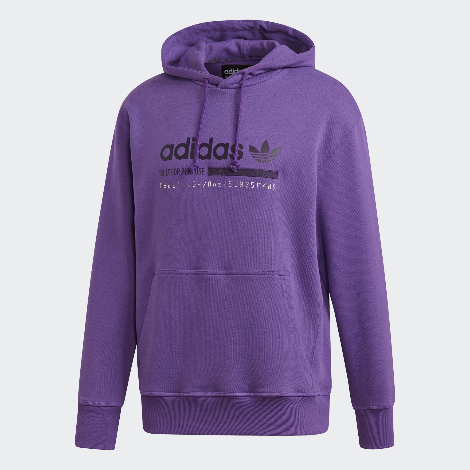 Худи мужская adidas ORIGINALS KAVAL GRAPHIC