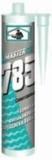 Mastersil 785 герметик силиконовый  санитарный 310 мл (12шт./кор)