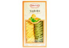 Макароны со шпинатом Тальолини Dalla Costa, 250г