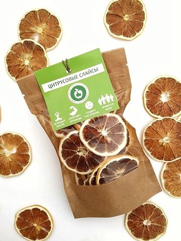 Лимон сушёный 30 грамм